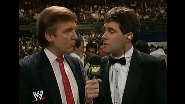 Trump-wrestlemania