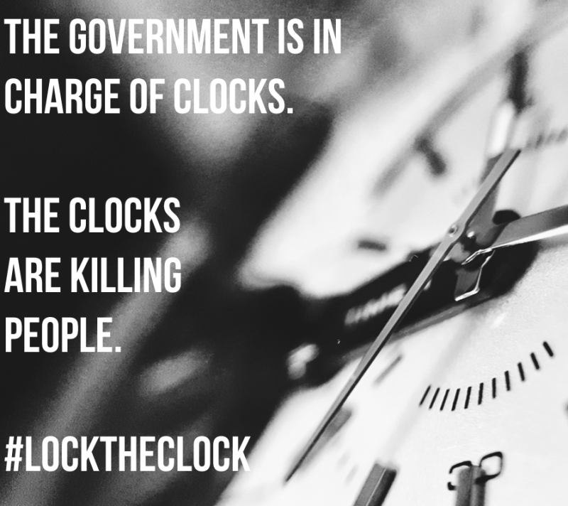#LockTheClock-fix-DST